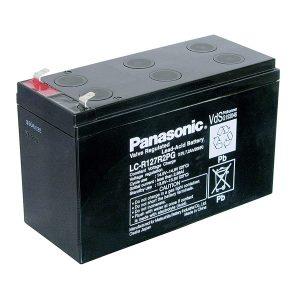 Μπαταρία μολύβδου Panasonic LC-R127R2PG 12 v - 7,2 ah