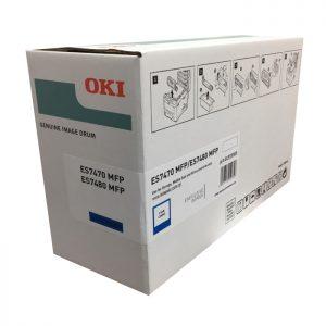 Drum Για Πολυμηχανήματα OKI ES7470 MFP/ES7480 MFP CYAN 30000 Σελίδες