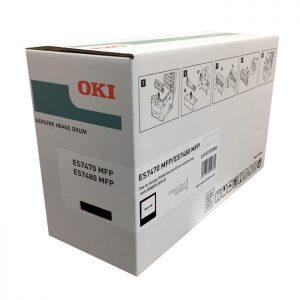 Drum Για Πολυμηχανήματα OKI ES7470 MFP/ES7480 MFP BLACK 30000 σελίδες