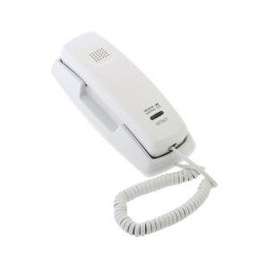 WT-1020 WiTech Aπλή τηλεφωνική συσκευή λευκή